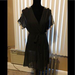 Black Robe.  BNWOT
